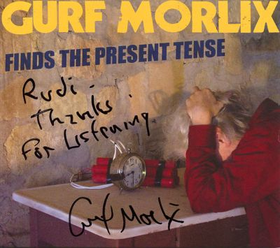 Gurf Morlix Finds The Present Tense