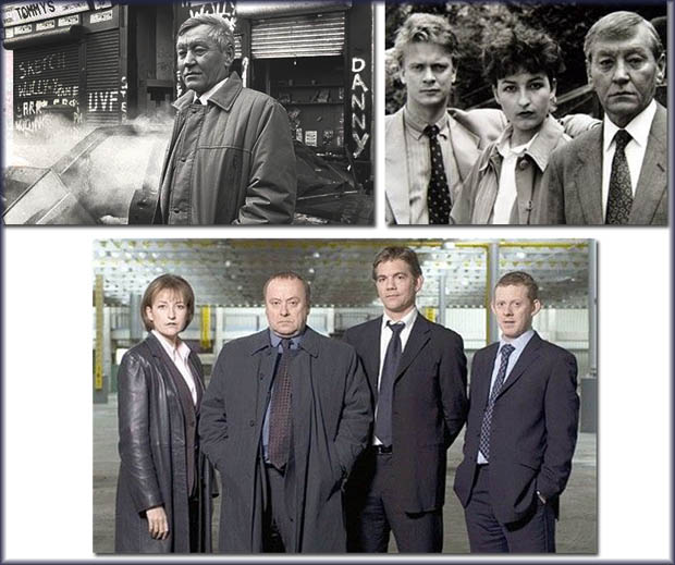 Taggart, Glasgow's crime drama
