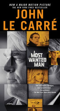 A MOST WANTED MAN, BOOKS CRIME FICTION
