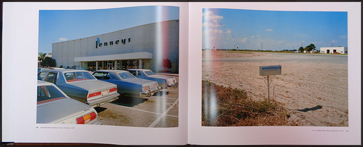 Uncommon Places by Stephen Shore, photography