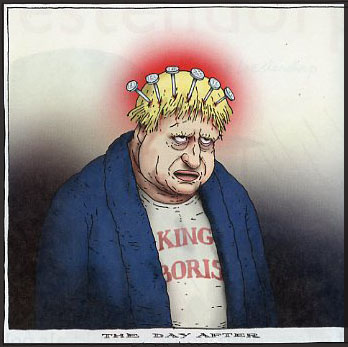 Brexit in cartoons - june/july 2016