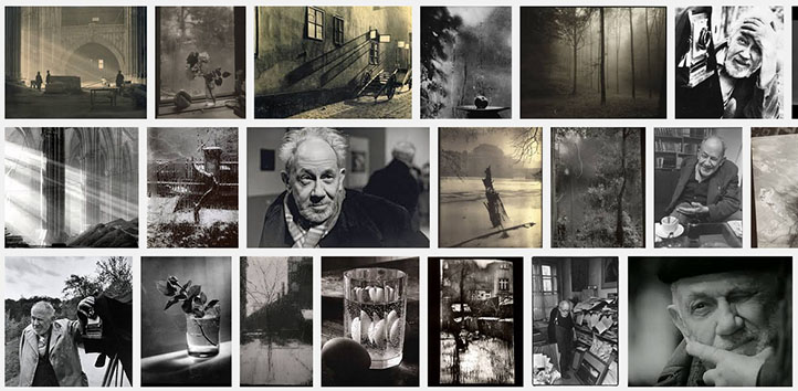 Josef Sudek, photographer