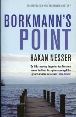 Hakan Nesser's Borkmann's Point, crime fiction