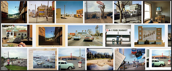 Uncommon Places by Stephen Shore