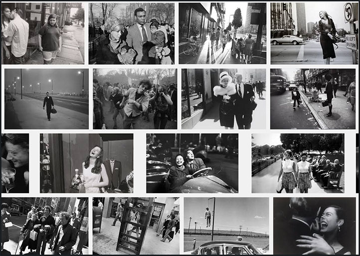 Garry Winogrand, photographer