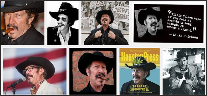 Kinky Friedman - Frequent Flyer
