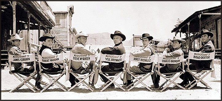 The Magnificent Seven - movie, western