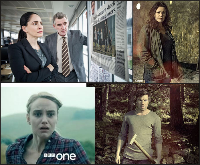 One of Us - tv-series (BBC)