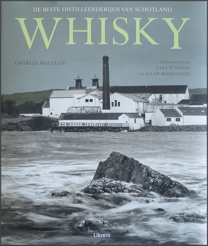 Whisky by Charles Maclean; photos by Lara Platman