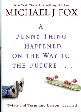 Book by Michael J. Fox