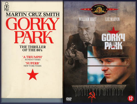Gorky Park the book and film
