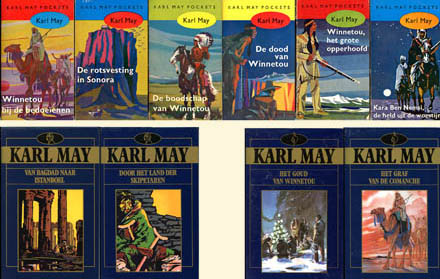 Karl May books