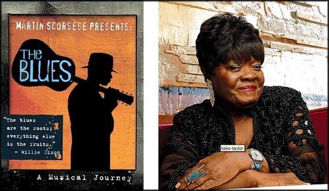 Koko Taylor and the Blues