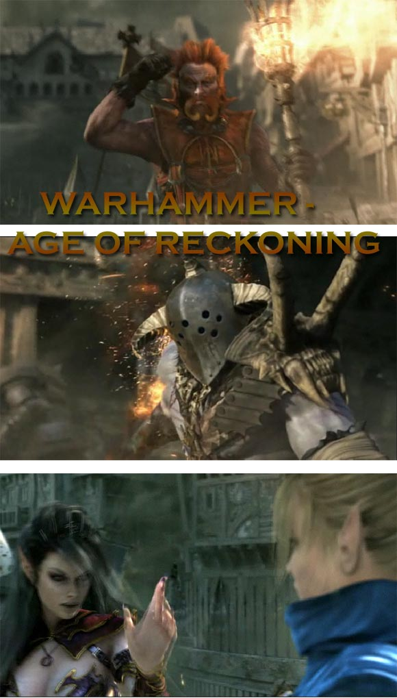Warhammer - Age of Reckoning