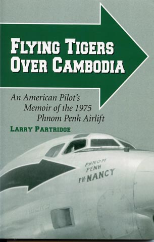 Flying Tigers over Cambodia by Larry Partridge